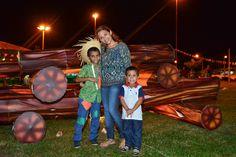 Arraial do Instituto Boa Vista de Música leva famílias à Praça do Mirandinha #pmbv #roraima #boavista #prefeituraboavista