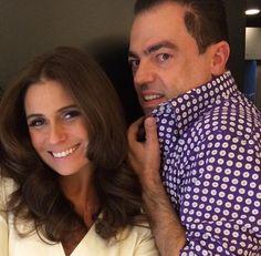 O cabelo novo de Giovana Antonelli by Marco Antônio de Biaggi, goodess!! Mg Hair Design, Hair Designs, Couple Photos, New Hair, Facial Aesthetics, Up Dos, Couple Shots, Hair Models, Couple Photography