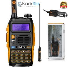 BAOFENG GT-3TP Two-Way Radio Transceiver #Baofeng
