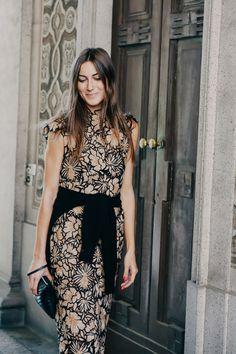 giorgia tordini at milan fashion week / by dan roberts