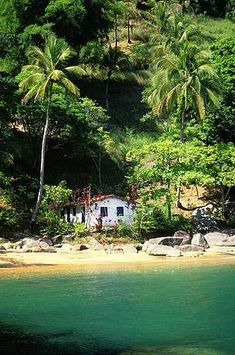 Ilhabela, Sao Paulo, Brazil. The largest island along Brazil's coast and, literally, a 'beautiful island', Ilhabela offers visitors almost 40 kilometers of pristine beaches and a tropical island's worth of hiking trails, waterfalls and even a nascent party scene. (V)