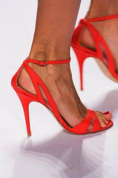 Next S/S 2014 Shoes... Monique-Lhuillier-Spring-2014