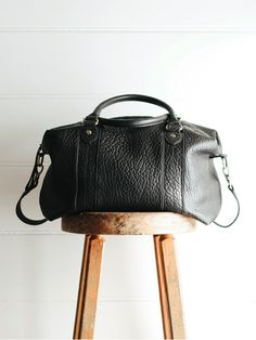 stuff mondays - status anxiety handbag - My Favorites Bag For Women Custom Leather, Leather Men, Black Leather, Leather Duffle Bag, Leather Wallet, Leather Bags, Ralph Lauren, Australian Fashion, Backpacks