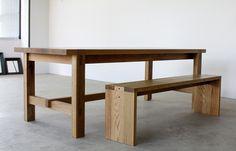 울산 하드우드 수제가구 공방 우드랩 woodlab.co.kr Iron Furniture, Living Furniture, Furniture Projects, Table Furniture, Home Furniture, Furniture Design, Craftsman Furniture, Farmhouse Furniture, Wooden Dining Tables