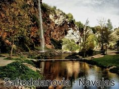 SALTO DE LA NOVIA , NAVAJAS
