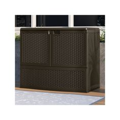 Outdoor Suncast Backyard Oasis Storage And Entertaining Station With Shelf    VDB19500SJ   Products   Pinterest   Products