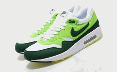 "nike air max ""gorge green""  more like gorgeOUS. lol."