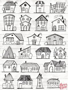 Doodle Haus Clipart Haus Vektor Kunst Haus Haus Stadt Stadt Haus PNG Dwelling Vector Obtain Haus Illustrationen 101 Hand Illustration, Vintage Illustration, Character Illustration, Animal Illustrations, Vector Illustrations, Doodle Drawings, Easy Drawings, Haus Vektor, Art Sketches