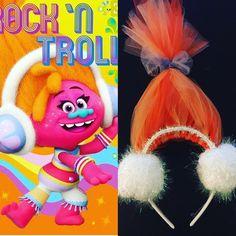 Accessories - DJ Suki Troll Headband