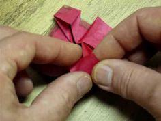 Folding the Habanero Origami Bonsai Flower