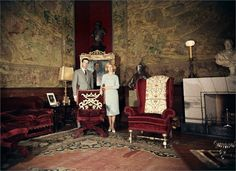 With first husband, Madrid, 1961