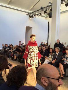 The amazing intarsia knits @Antonio Marras #mfw pic.twitter.com/0lavz7xZXq