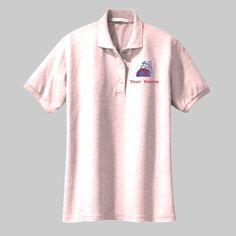 Custom Softball Polo - Originally 23.88