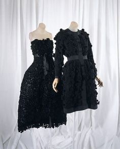 Hubert de Givenchy, Evening Dresses, ca. 1956, The Metropolitan Museum of Art, New York