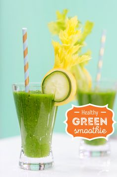 @doctoroz shares his recipe for a healthy green smoothie that's loaded with vegetables yet tastes delicious.