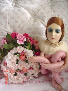 Boudoir doll I used to own.