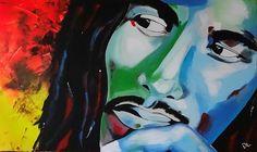 Deise Linhares Pinturas & Artes | Bob Marley