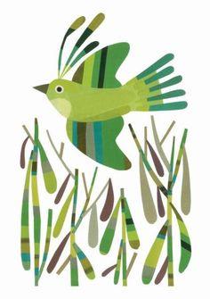 Card by Urubbu. Brazil.