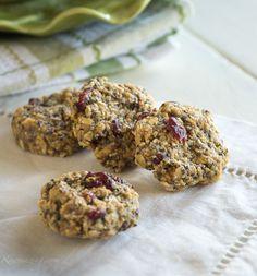 Breakfast Cookies @ Rawmazing.com