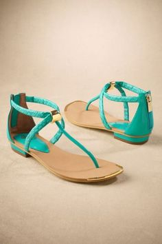 Adelina Sandals - Grecian Thong Sandals, Chic Summer Sandals, Womens Fashion Sandals | Soft Surroundings
