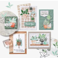 Bloom Where your're Planted DSP is a perfect mix of leafy botanical plants the features images the can be snipped out with Paper Snips while the flip side is a collection of super useful background prints