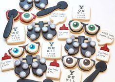 Optometry cookies