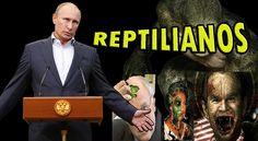 El 95% DE LA POBLACION DOMINANTE DEL MUNDO ES REPTILIANA - Vladimir Putin