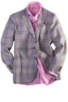 Kiton Piero Sport Coat from Axel's. Luxury Clothing for Men