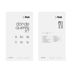 Buenos Aires Wayfinding Sistem by Bando , via Behance