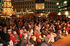 the christmas market in Bochum / Germany 2011