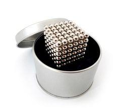 Neocube Cubo Magnético com 216 Esferas de Neodímio 5mm - IMAshop - ImaShop
