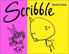 Scribble by Deborah Freedman