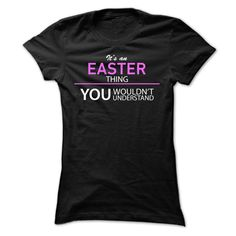 Its An EASTER Thing