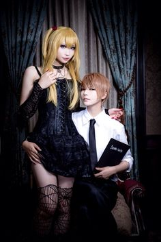 Linzu(綸子) Misa Amane Cosplay Photo - Cure WorldCosplay