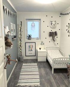 50 Modern and Dreamy Dorm Bedroom Design Ideas For You - Bedroom Decor Ideas - Bedroom Boy Toddler Bedroom, Toddler Rooms, Baby Bedroom, Baby Boy Rooms, Nursery Room, Kids Bedroom, Toddler Boy Room Ideas, Baby Boy Bedroom Ideas, Trendy Bedroom