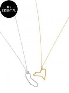 maya brenner california necklace