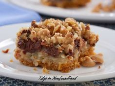 Seven Layers of Heaven This appropriately named dessert is rich, flaky, and sweet. Cut cookie into bars for an easy and heavenly any...