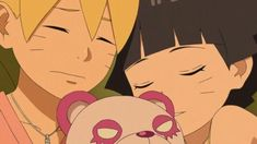 Boruto and Himawari - Boruto: Naruto Next Generations Himawari Boruto, Naruhina, Naruto New Generation, Uzumaki Family, Nerdy, Avatar, Pikachu, Disney Characters, Fictional Characters