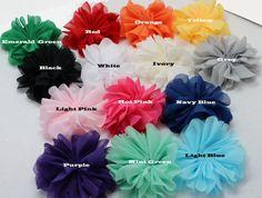 3 1/2 Ballerina Flowers  Twirl Flowers  Set of by wholesaleflowers, $3.25