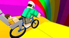 Happy Wheels! - ROBLOX