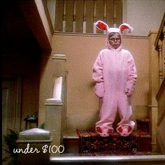 a christmas story bunny suit - Google Search  Favourite Christmas movie