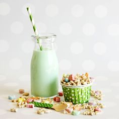 St. Patty's Day Breakfast of Champions {shop sweet lulu}
