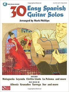 30 Easy Spanish Guitar Solos Gtr Book/Cd: Amazon.de: Various: Fremdsprachige Bücher