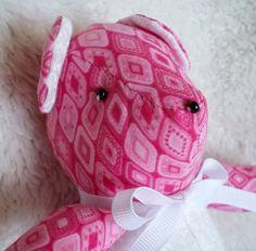 Juliana the Little Teddy Bear by ellemardesigns on Etsy, $12.00