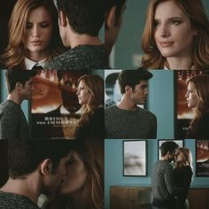 "#FamousInLove 1x01 ""Pilot"" - Rainer and Pagie"