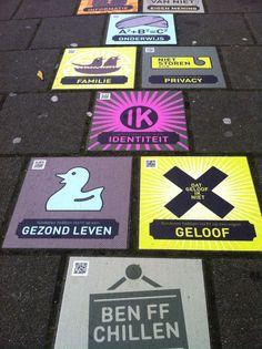 Kinderrechten op straat...