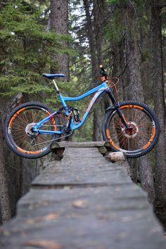 Knolly Warden dream build. mountain biking mtb bike