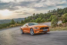 Ford Mustang 2018, más detalles sobre el modelo europeo