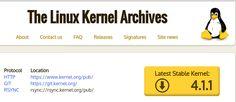 How to Upgrade to #Linux Kernel 4.1.1 on Ubuntu