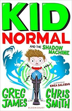 """Read """"Kid Normal and the Shadow Machine"""" by Chris Smith available from Rakuten Kobo. The third book in the bestselling, award-winning, laugh-out-loud funny KID NORMAL series by Greg James and Chris Smith P. Best Kids Christmas Gifts, Top Christmas Toys, Chris Read, George Michael Songs, World's Greatest Dad, Got Books, Free Reading, Reading Nook, Funny Kids"""